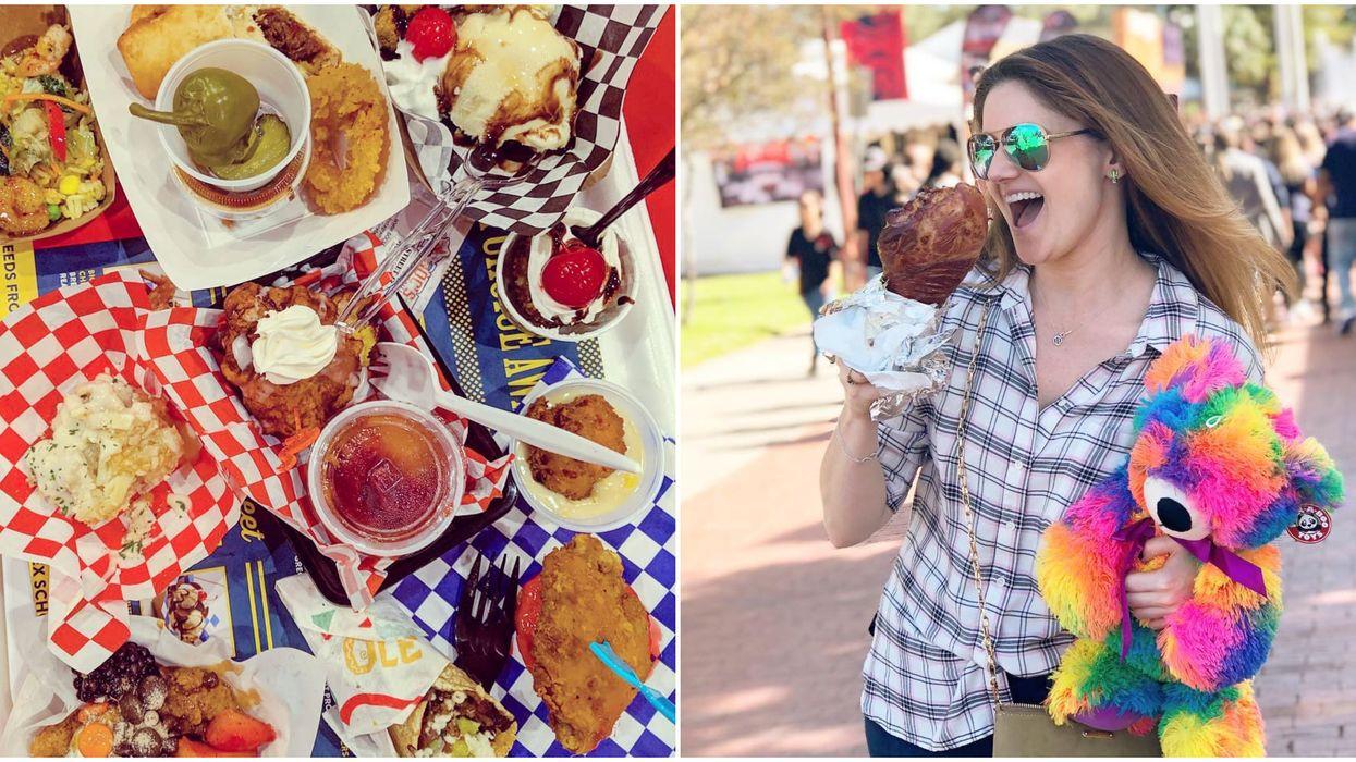 "Dallas Is Having A $5 ""Fair Food"" Festival Before The Texas State Fair Opens This Fall"