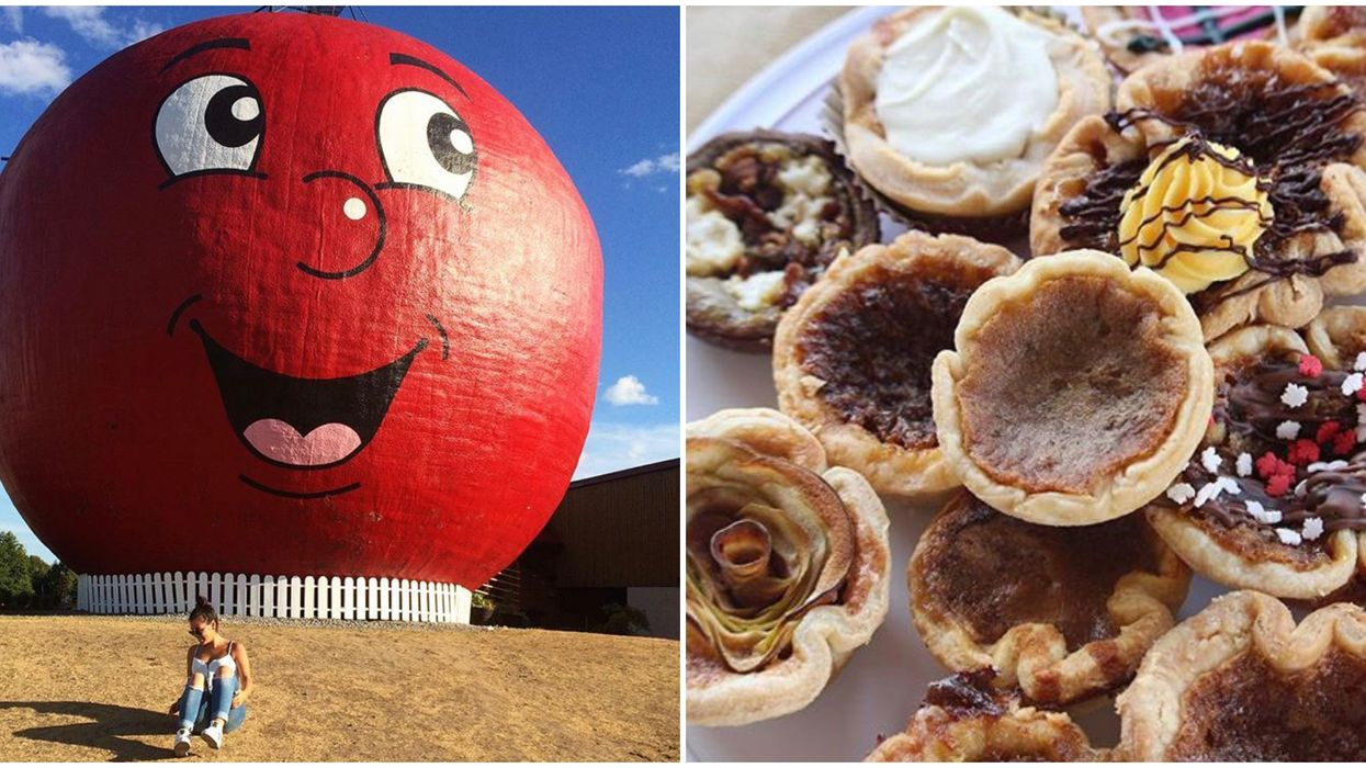 This Ontario Butter Tart Tour Is The Most Canadian Fall Adventure You'll Ever Take