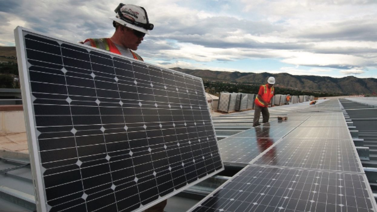 The Largest Solar Panel Project In Canada Is Coming To Alberta To Power 100,000 Homes