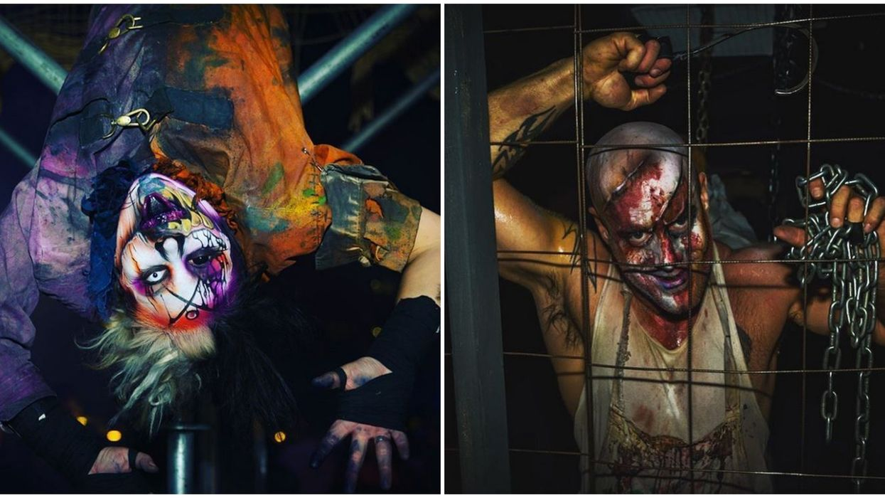 Universal's Biggest Haunted House Competitor Is Bringing Real Horror To Orlando This Fall