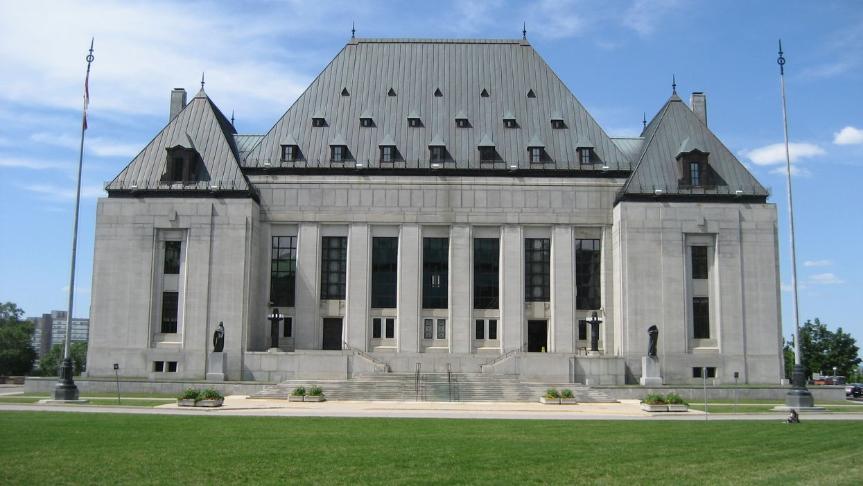The Ontario Government Is Officially Fighting The Carbon Tax In Canada's Highest Court