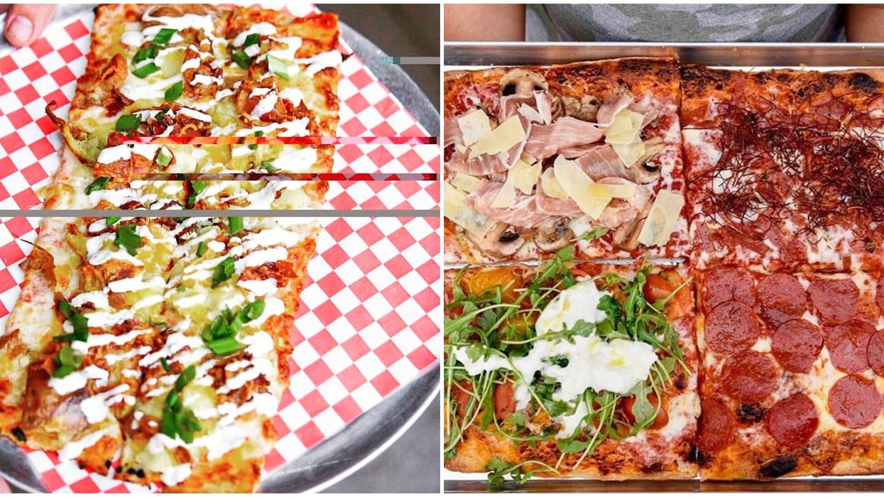 There's A Massive Pizza Festival Coming To Phoenix This Fall