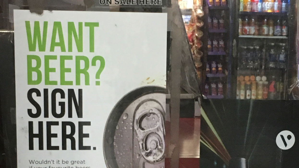There's A New Movement To Sell Beer And Wine In The TTC & It Actually Might Happen