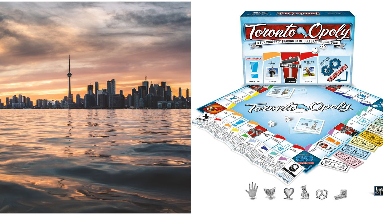 Toronto's Limited-Edition Monopoly Is Only Available At These 6 Spots In The 6ix