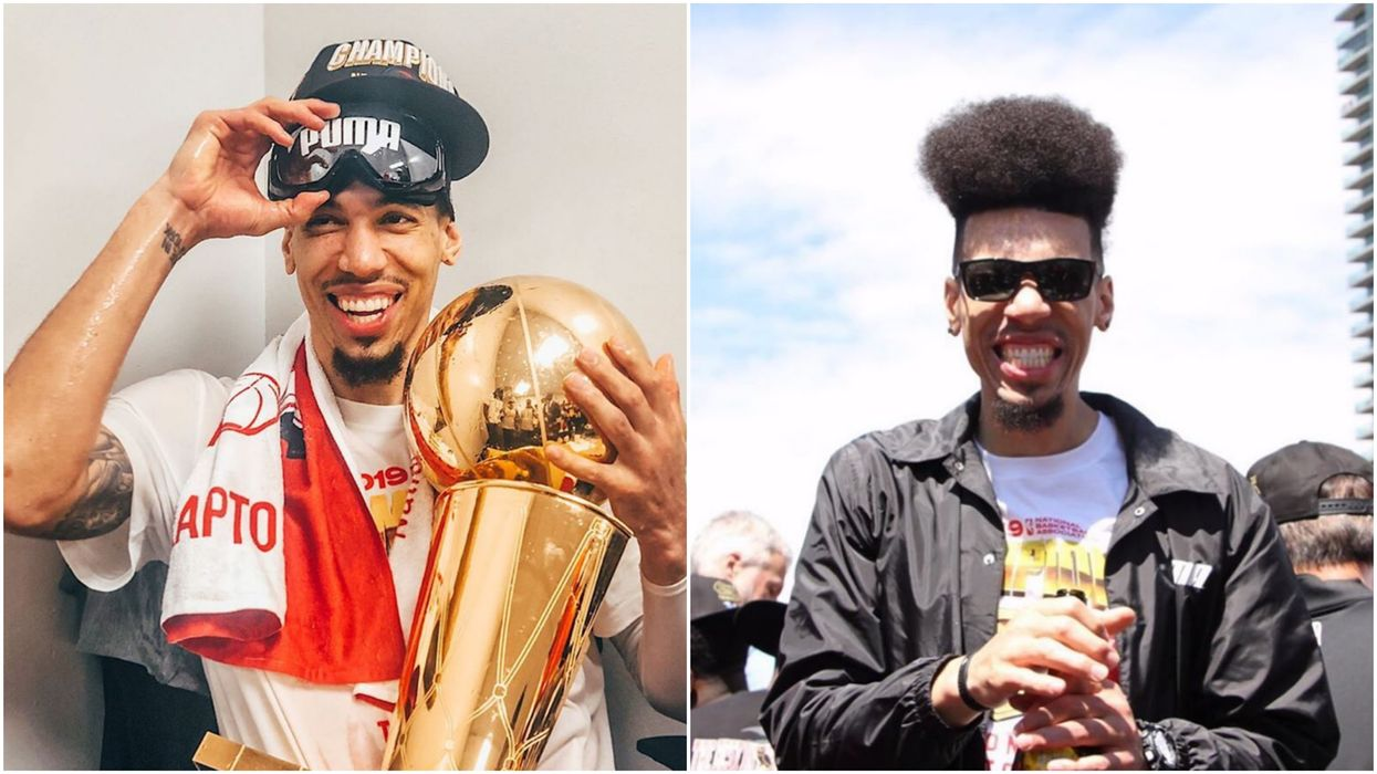 Danny Green Just Explained Why He's Still In Canada & The Reason Will Melt Your Heart