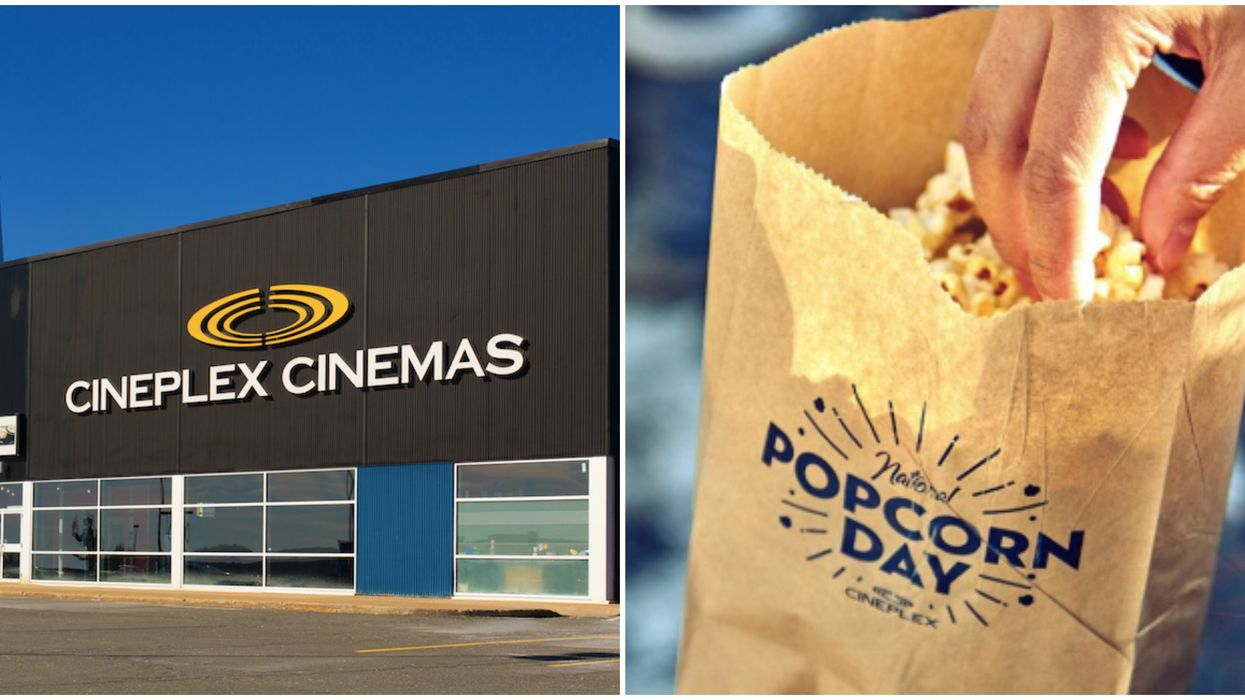 Cineplex Is Offering Up To 50% Off Movie Tickets Across Canada This Weekend