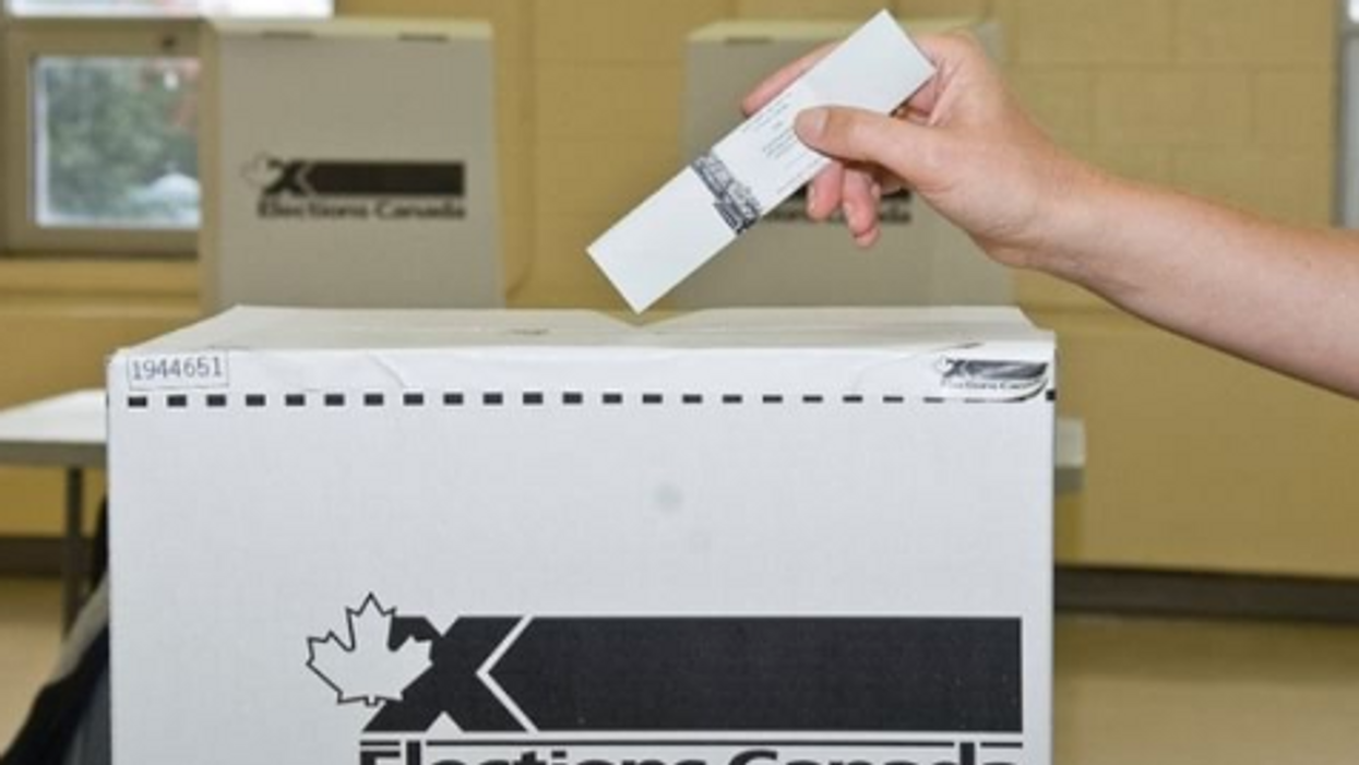 You Don't Actually Need Any Experience To Run In Canada's Federal Election