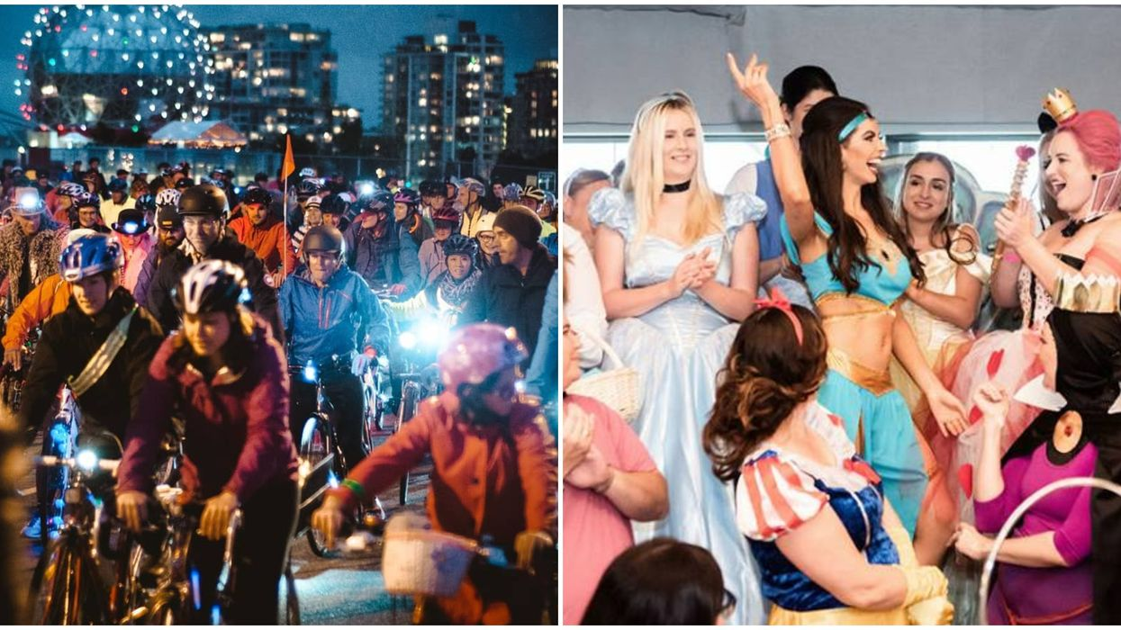 6 Things To Do In Vancouver This Weekend, September 6 To 8