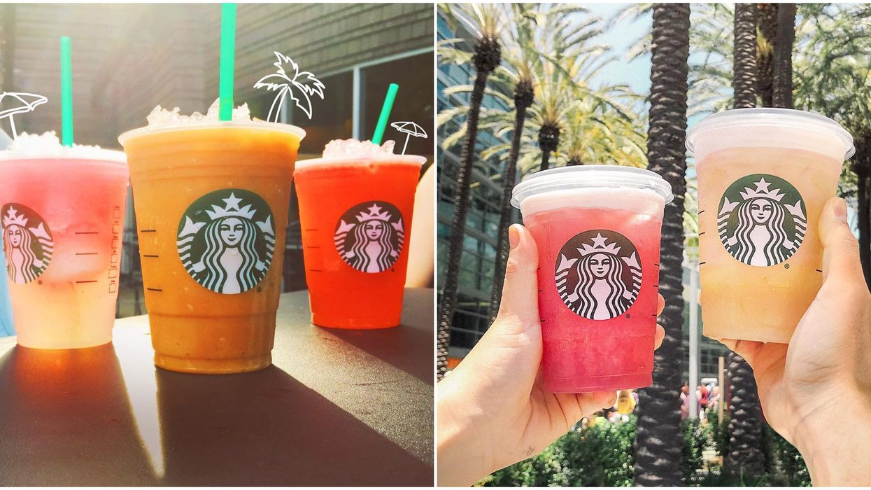 Starbucks Is Having A Buy One, Get One FREE Deal Across Texas Today