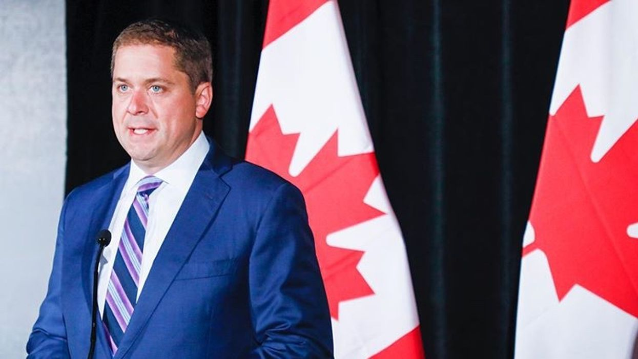 Andrew Scheer Has Finally Spoken Out About His 2005 Anti-Gay Marriage Comments