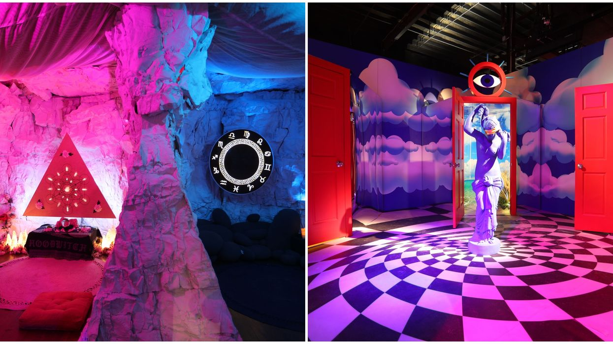 I Went To The Opening Of 29Rooms In Atlanta And Here's What I Thought