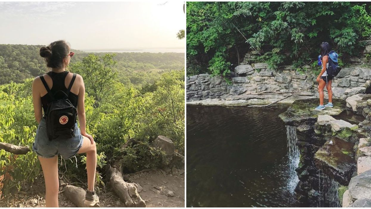 7 North Texas Hikes You Need To Add To Your Bucket List This Fall