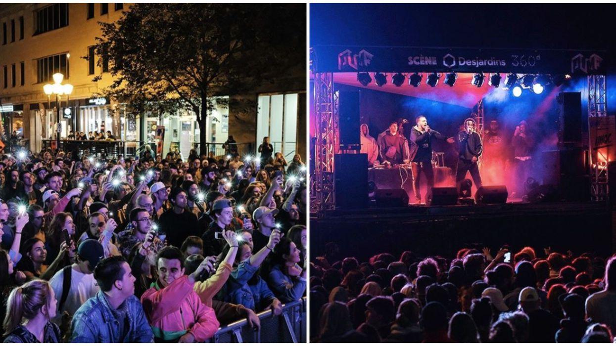 ÎleSoniq organise un party 100% gratuit dans les rues de Montréal en septembre