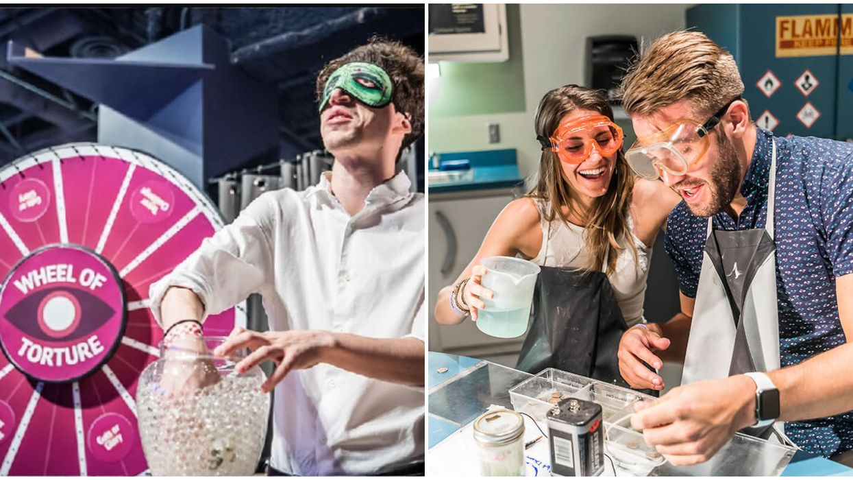 Science Isn't Dead At This Spooky Adults Only Science Night In Orlando This October