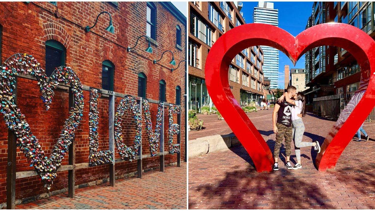 This Toronto Scavenger Hunt Is The Most Uniquely Romantic Date Night