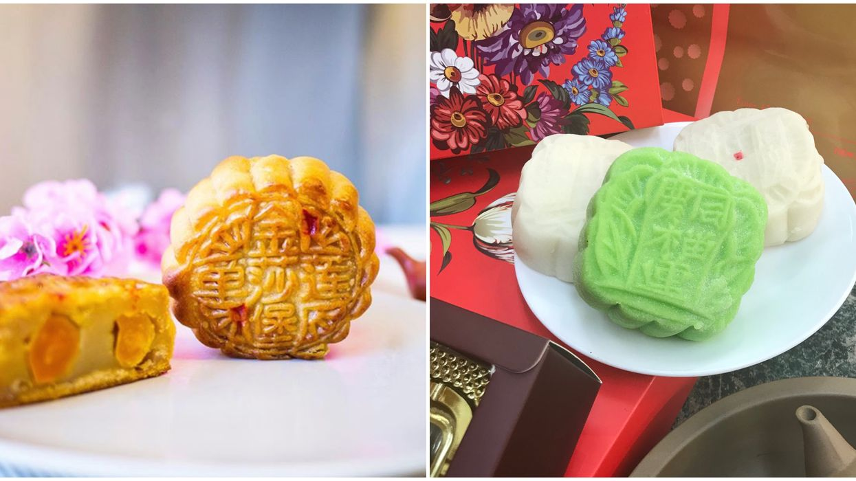 6 Toronto Spots Serving Fluffy Mooncakes For $7 Or Less For Mid-Autumn Festival This Year