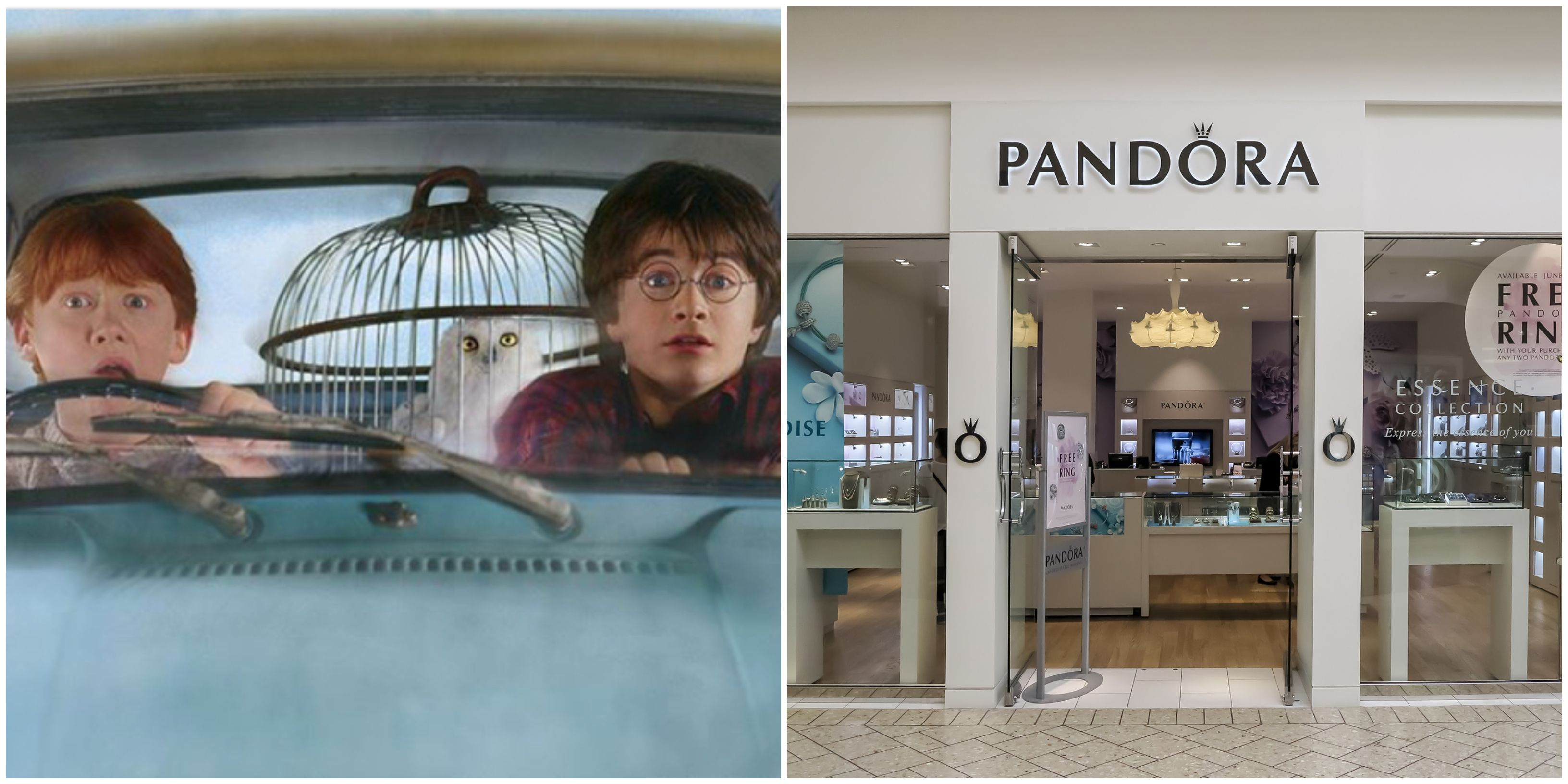 Pandora Harry Potter Collection Canada Is So Charming Even Snape ...