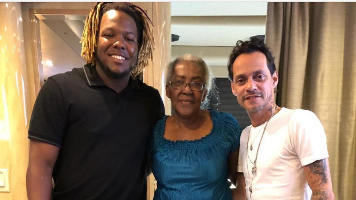 Vladdy Jr's Grandma Cooks Homemade Meals For The Jays On The Regular And It's Really Cute
