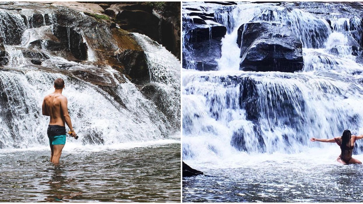 This Super Easy Hike In Georgia Will Lead You To A Majestic 60-Foot Waterfall