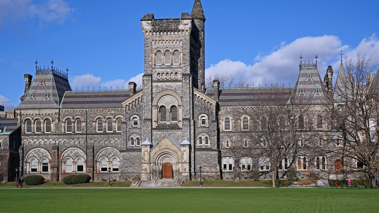 An Ammonia Gas Leak At University Of Toronto Just Sent Someone To The Hospital