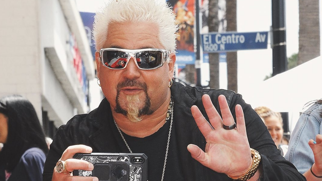 """Guy Fieri Was Seen Shooting """"Diners, Drive-Ins, And Dives"""" In Ottawa Yesterday"""