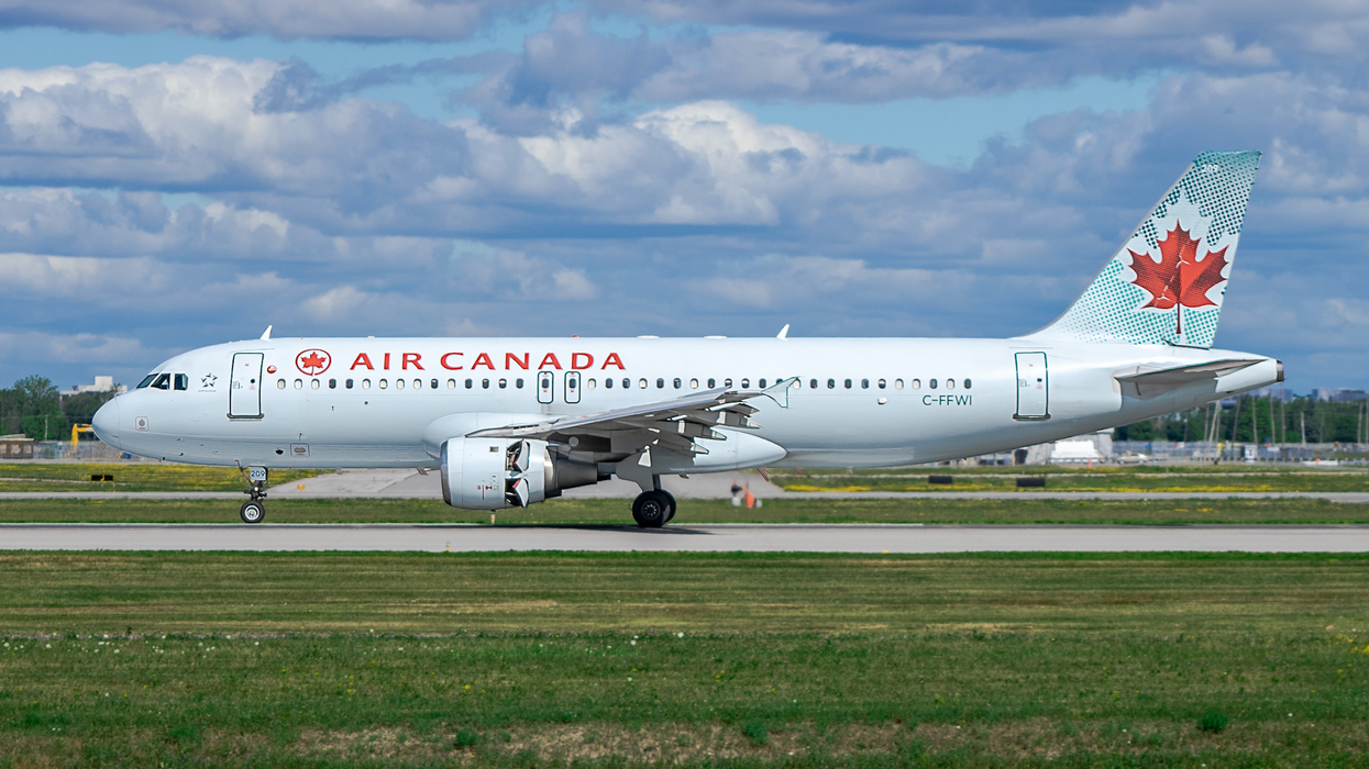 Air Canada Just Paid An Ontario Couple $21,000 For Violating Their Language Rights