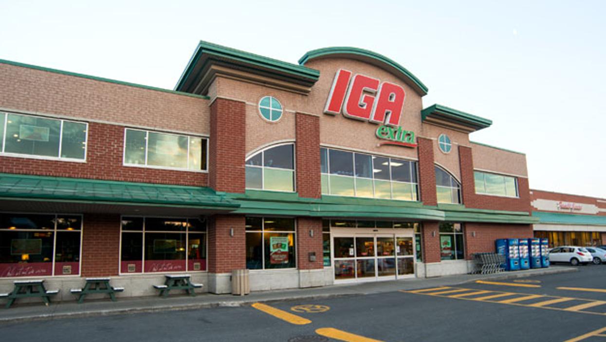 Tu vas bientôt pouvoir faire ton épicerie avec tes « Tupperware » dans les IGA du Québec