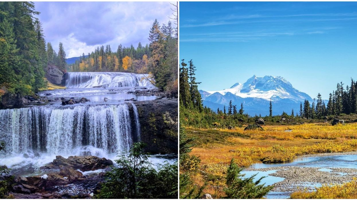 9 Perfect Fall Hikes You Must Do In BC