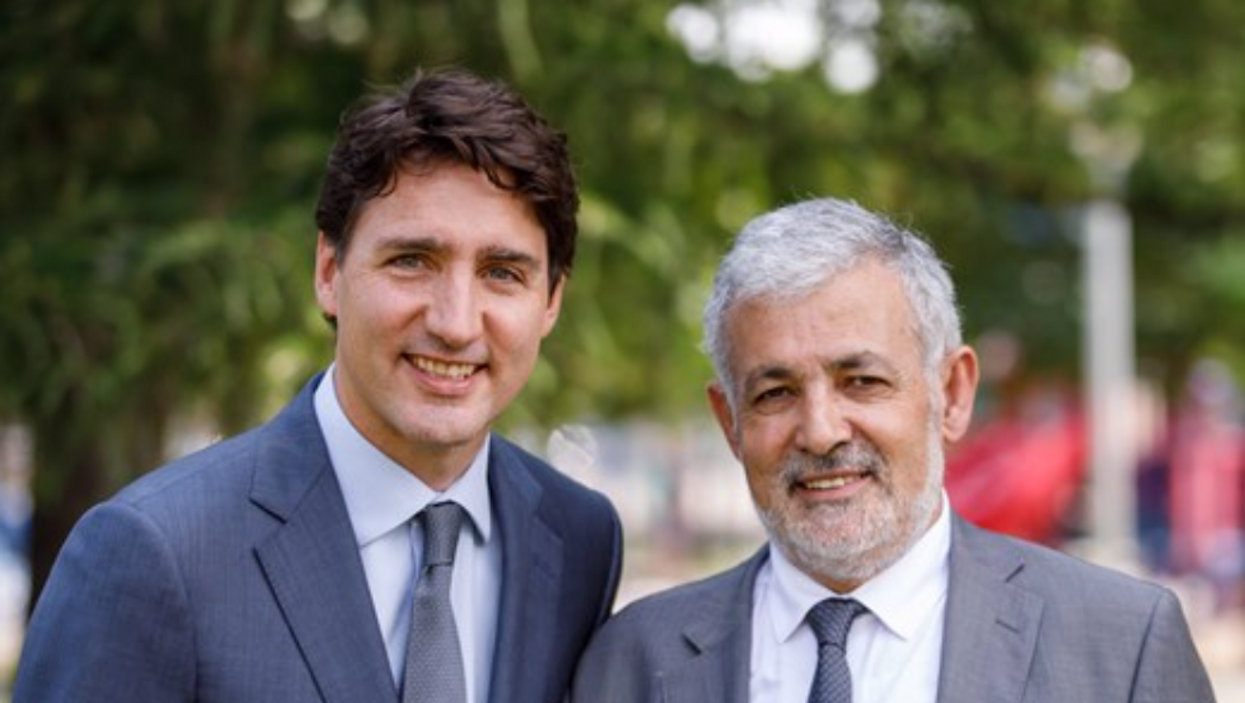 A Liberal Candidate Is Under Fire For His Alleged Anti-Semitic Comments