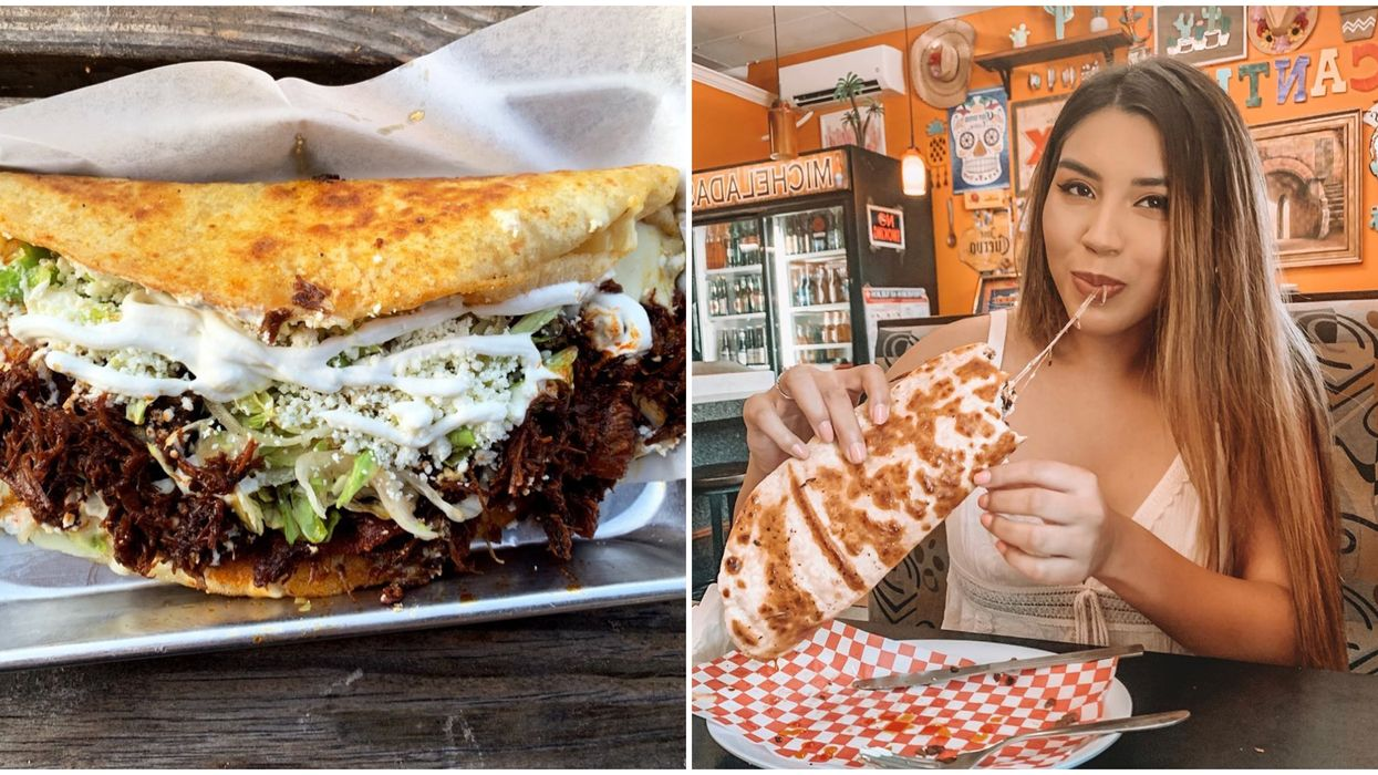 This Crazy Restaurant In Plano Serves Massive Mexican Food Bigger Than Your Head