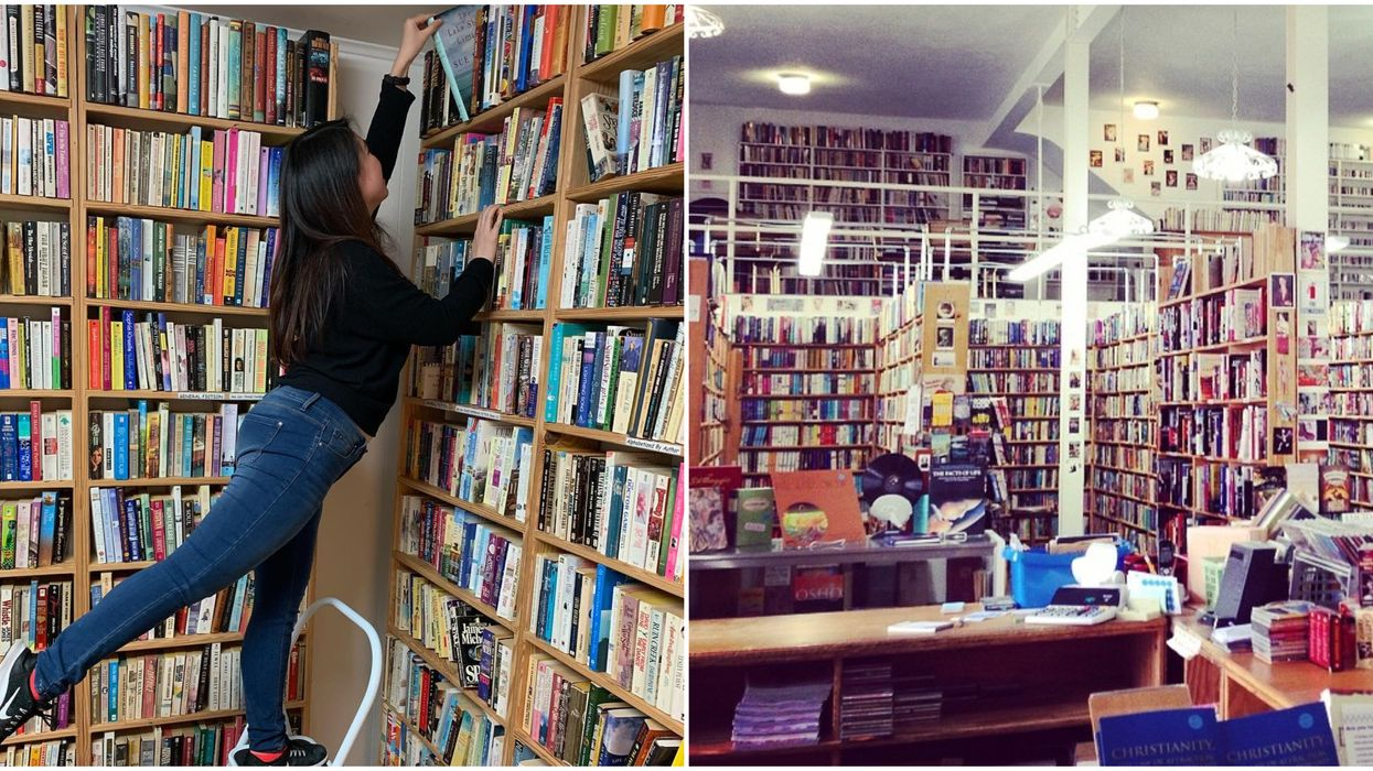 Dallas-Fort Worth Has A Massive Bookstore Where Everything's $3 Or Less