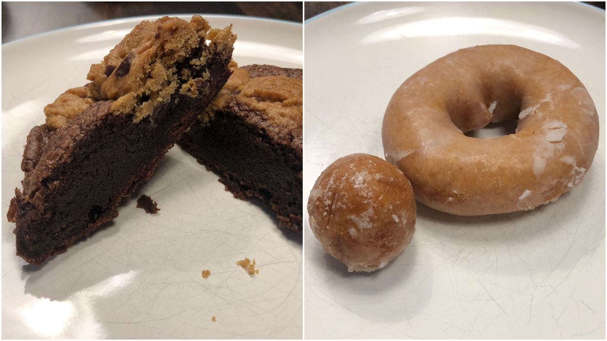I Tried All Of Tim Horton's New Fall Snacks And This Is My Honest Opinion