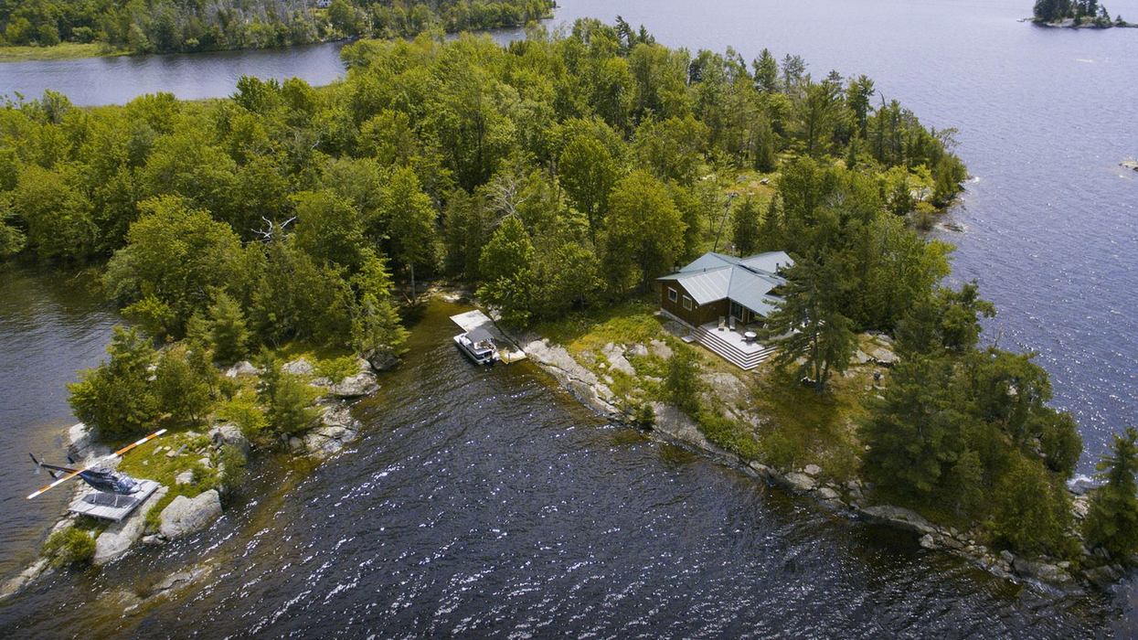 You Can Buy A Whole Island In Ontario For The Same Price As A Condo In The City