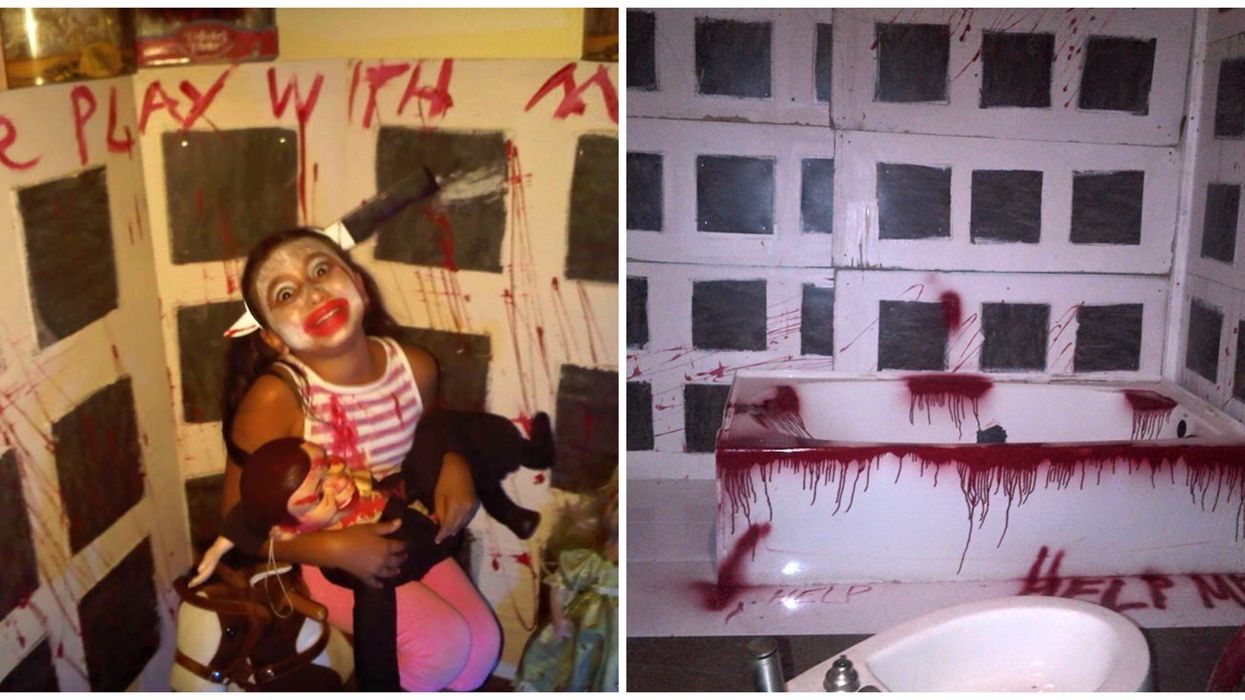 """This """"Demented"""" Escape Room In Florida Is Perfect For Horror Fans"""