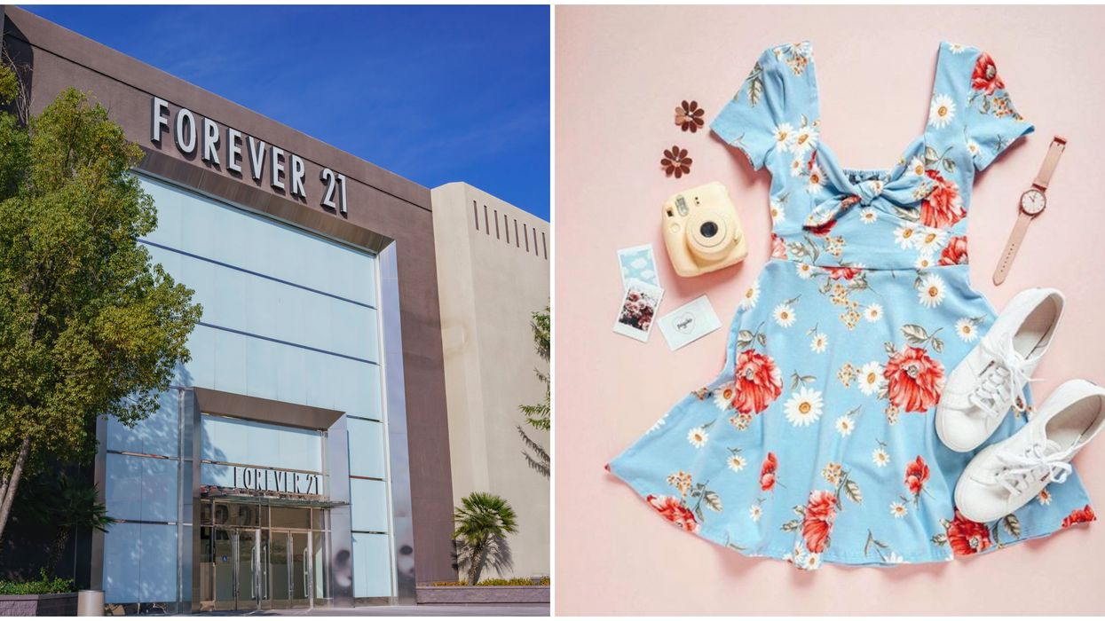 Forever 21 Canada Is Having A Massive Sale On Everything Today With Up To 80% Off