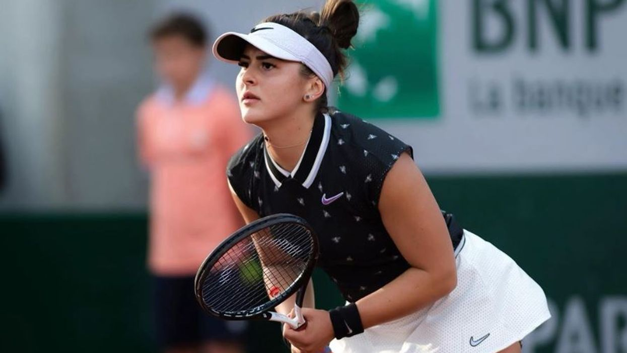 Canadians Think Bianca Andreescu Got A Very Rough Ride At The US Open Last Night