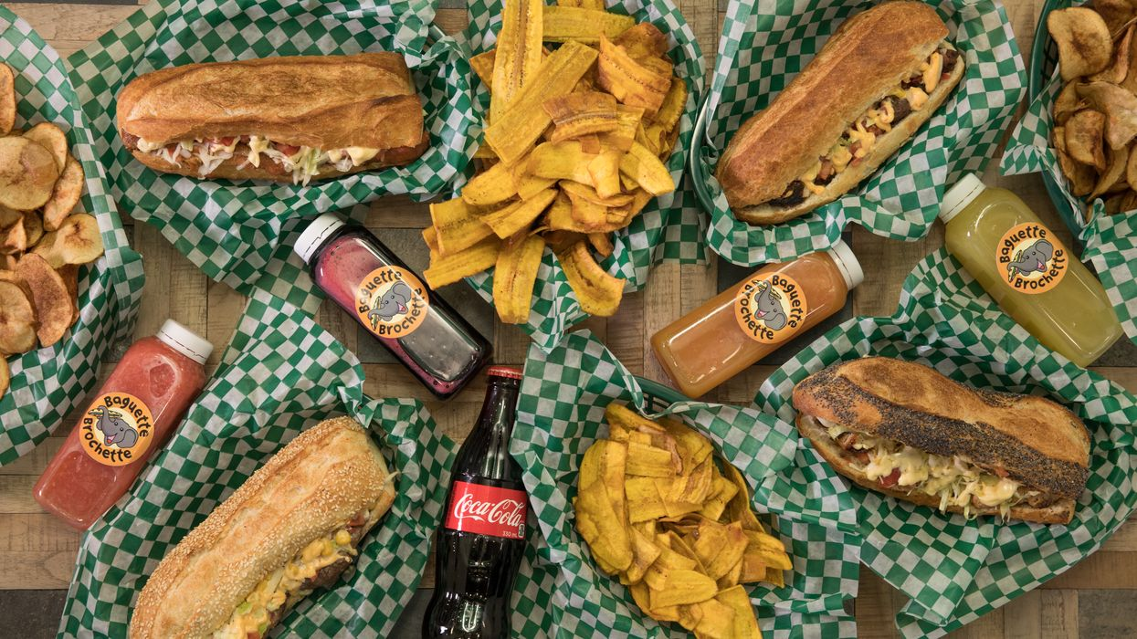 Une toute nouvelle sandwicherie africaine offrant du « street food » débarque à Montréal