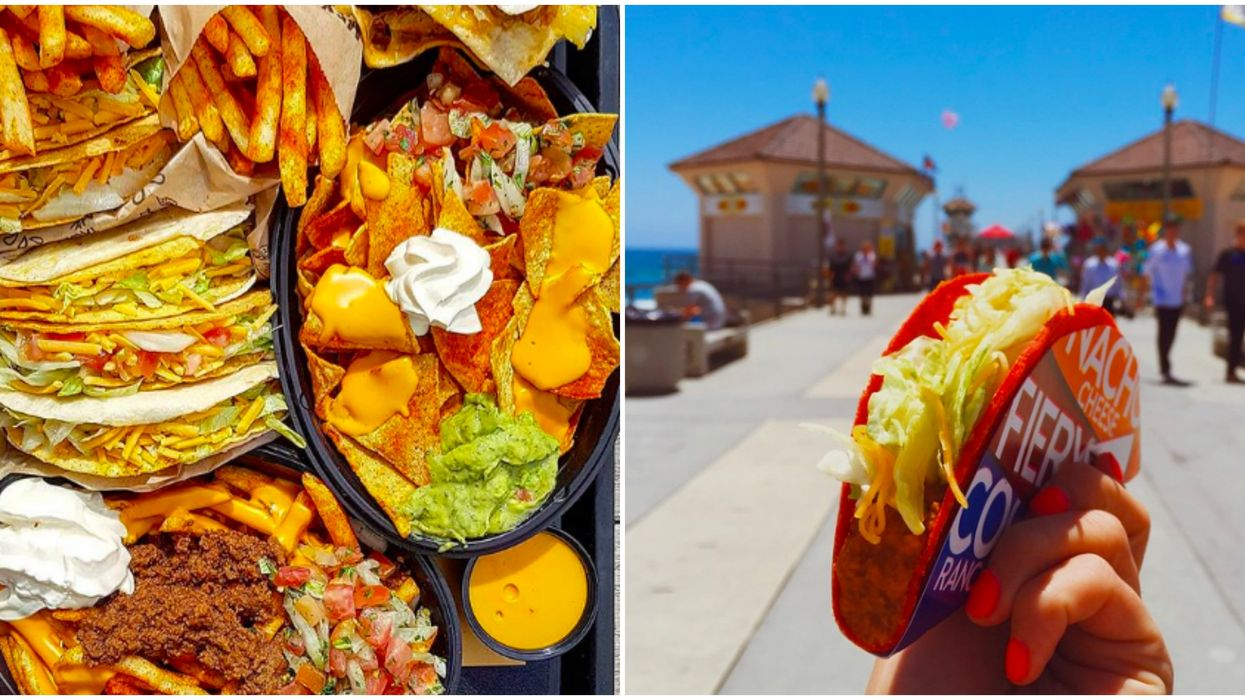 Taco Bell Is Removing 9 Menu Items This Month & Georgians Are Outraged