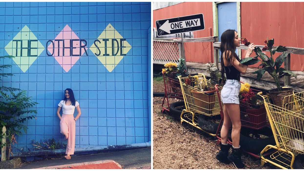 There Is A Hidden 10-Acre Artsy Town In North Florida That Is A Total Hippie Haven