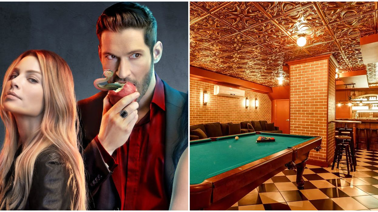 """Here Are 6 Canadian Airbnbs Where Netflix's """"Lucifer"""" Would Totally Host His Lavish Parties"""