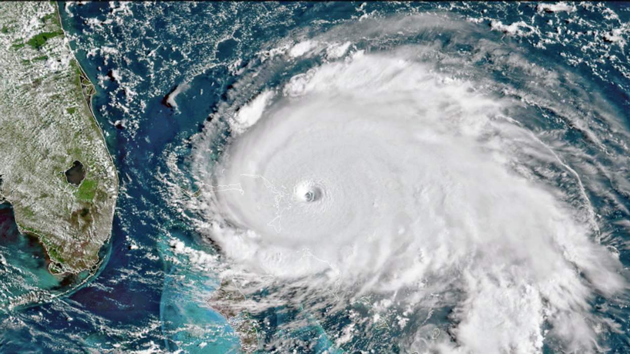 Hurricane Dorian Could Hit Canada As A Category 1 Hurricane This Weekend
