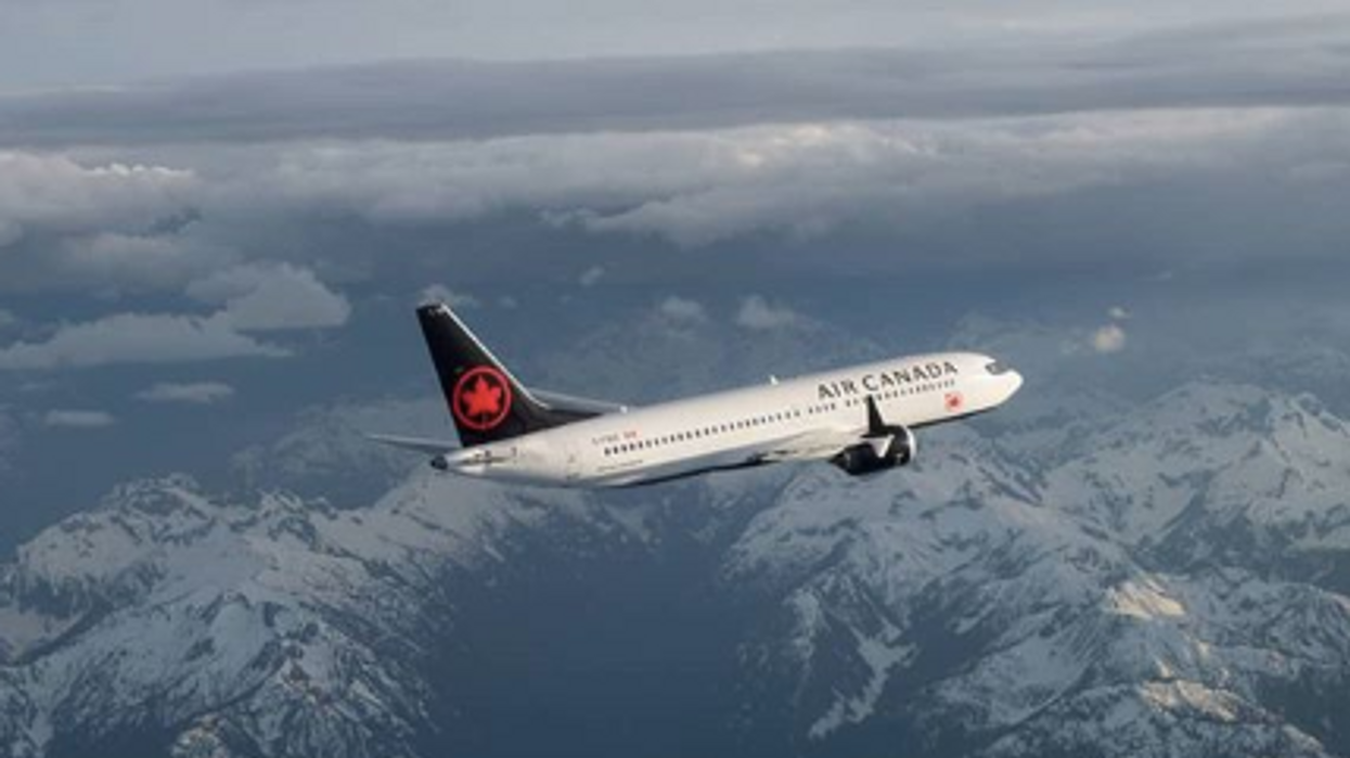 Air Canada Is Having A Massive Worldwide Sale Right Now