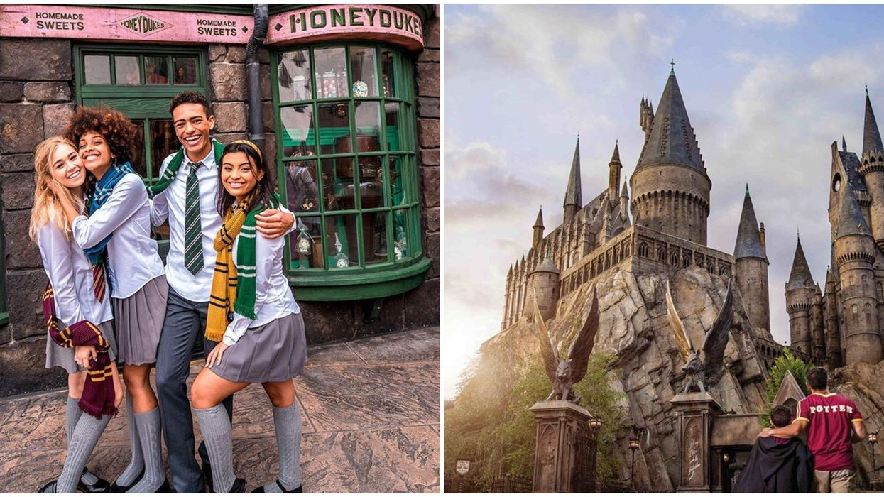 Universal Is Offering A New Harry Potter Package To Make Your Wizardry Dreams Come True