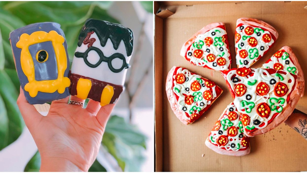 Frisco Has Limited Time Donuts That Will Blow Your Pop Culture Mind