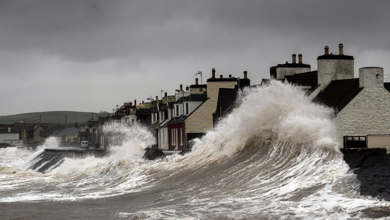 Canada's East Coast Is Completely Shutting Down To Prepare For Hurricane Dorian