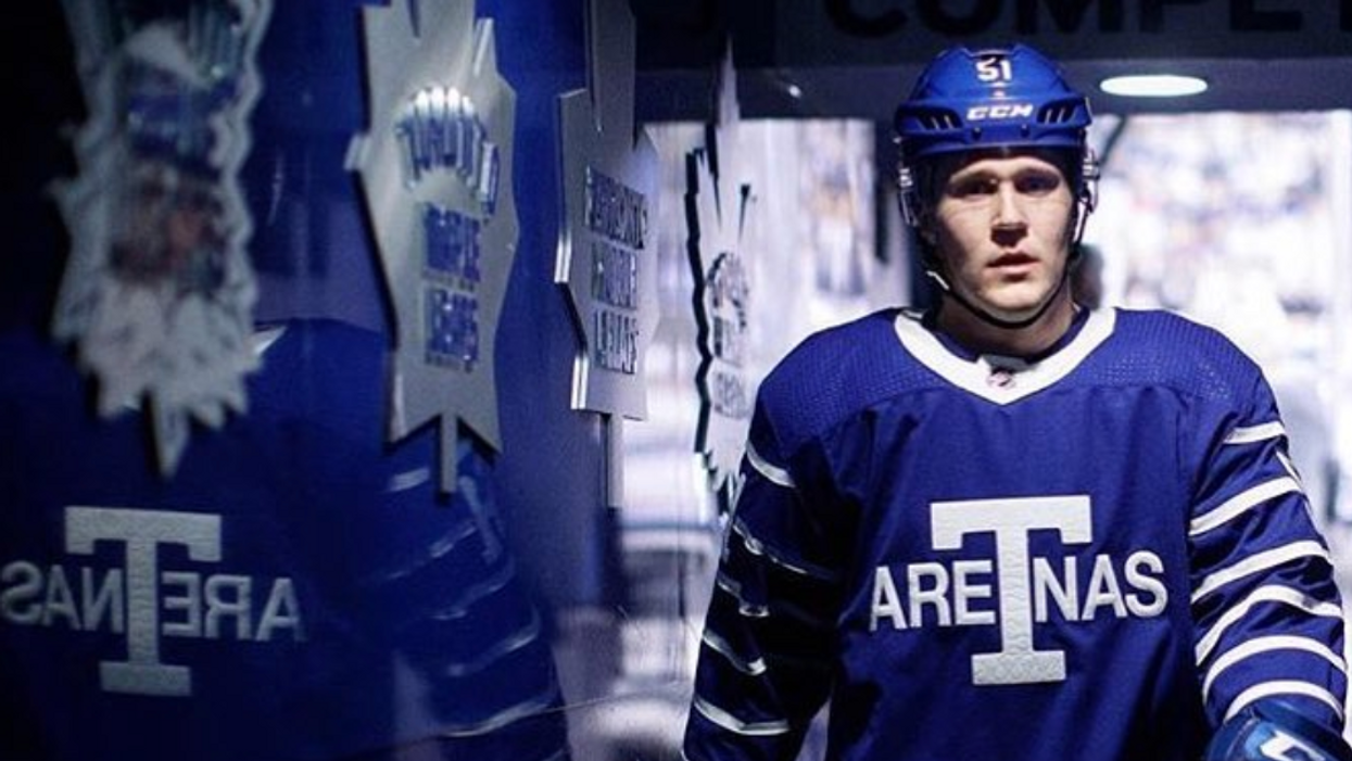 Jake Gardiner Is Officially Leaving The Toronto Maple Leafs And Even Doug Ford Is Sad