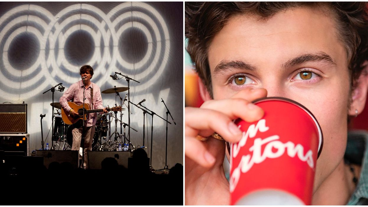 A Canadian Musician Wants His Own Shawn Mendes Timmies Commercial But It Won't Be PG