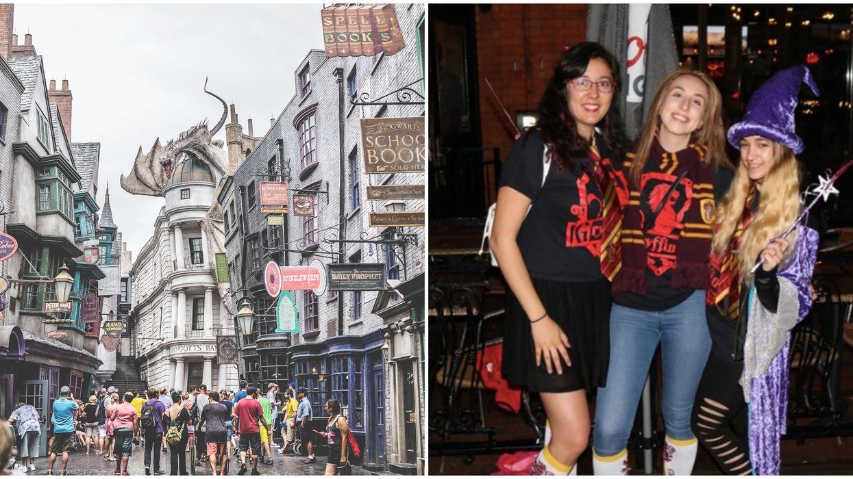 Join A Hogwarts House & Take Home A Magic Diploma At This Ontario Harry Potter Bar Crawl