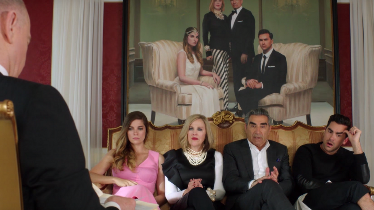 """""""Schitt's Creek"""" Was Named The Best Show On TV And Literally Everyone Agrees"""
