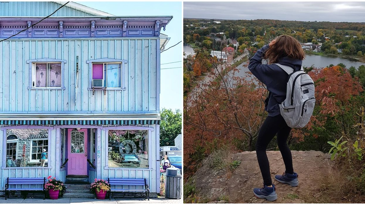 11 Adorable Small Towns In Ontario That Would Make The Perfect Fall 2019 Road Trip